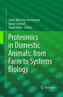 Proteomics in Domestic Animals: from Farm to Systems Biology, Buch