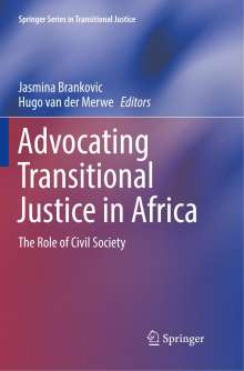Advocating Transitional Justice in Africa, Buch