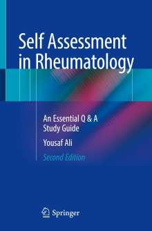 Yousaf Ali: Self Assessment in Rheumatology, Buch