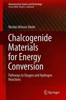 Nicolas Alonso-Vante: Chalcogenide Materials for Energy Conversion, Buch