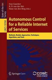 Autonomous Control for a Reliable Internet of Services, Buch