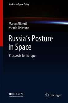 Marco Aliberti: Russia's Posture in Space, Buch