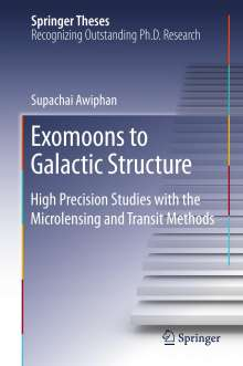 Supachai Awiphan: Exomoons to Galactic Structure, Buch
