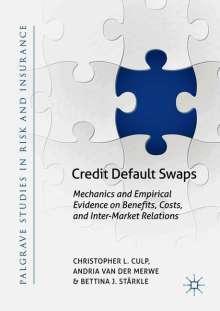 Christopher L. Culp: Credit Default Swaps, Buch