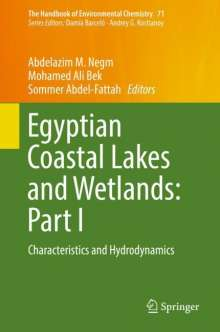 Egyptian Coastal Lakes and Wetlands: Part I, Buch