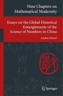 Andrea Bréard: Nine Chapters on Mathematical Modernity, Buch