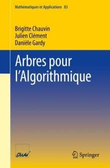 Brigitte Chauvin: Arbres pour l'Algorithmique, Buch