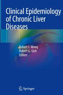 Clinical Epidemiology of Chronic Liver Diseases, Buch