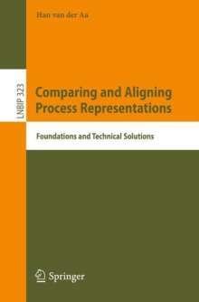 Han van der Aa: Comparing and Aligning Process Representations, Buch
