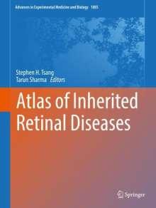 Atlas of Inherited Retinal Diseases, Buch
