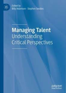 Managing Talent, Buch