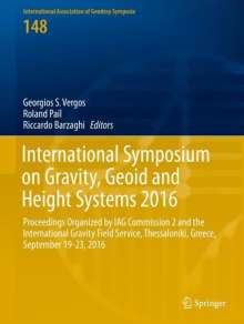 International Symposium on Gravity, Geoid and Height Systems 2016, Buch