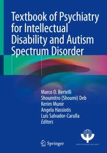 Textbook of Psychiatry for Intellectual Disability and Autism Spectrum Disorder, Buch