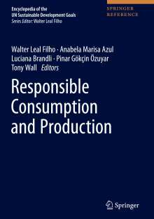 Responsible Consumption and Production, Buch