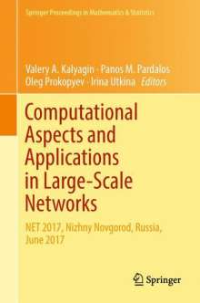 Computational Aspects and Applications in Large-Scale Networks, Buch
