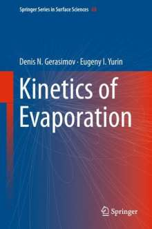 Denis N. Gerasimov: Kinetics of Evaporation, Buch