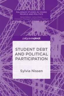 Sylvia Nissen: Student debt and political participation, Buch