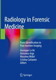 Radiology in Forensic Medicine, Buch