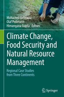 Climate Change, Food Security and Natural Resource Management, Buch