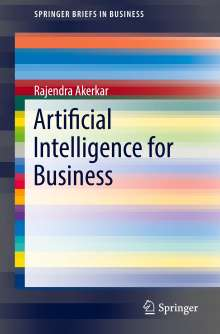Rajendra Akerkar: Artificial Intelligence for Business, Buch