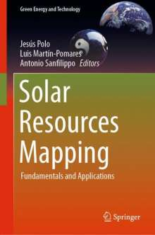 Solar Resources Mapping, Buch