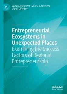Veneta Andonova: Entrepreneurial Ecosystems in Unexpected Places, Buch