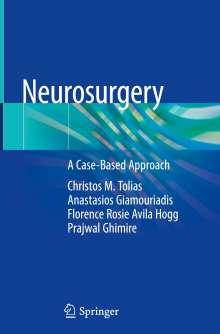 Christos M. Tolias: Neurosurgery, Buch