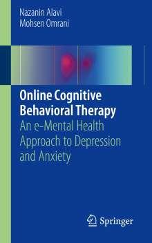 Nazanin Alavi: Online Cognitive Behavioral Therapy, Buch
