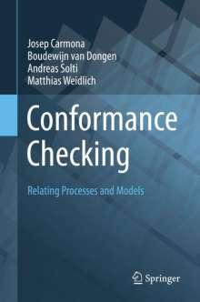 Josep Carmona: Conformance Checking, Buch