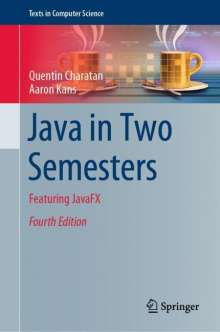 Quentin Charatan: Java in Two Semesters, Buch