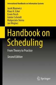 Jacek Blazewicz: Handbook on Scheduling, Buch