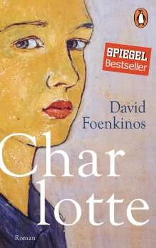 David Foenkinos: Charlotte, Buch