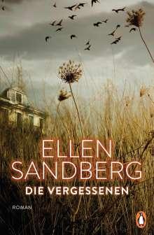 Ellen Sandberg: Die Vergessenen, Buch