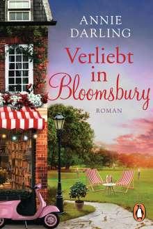 Annie Darling: Verliebt in Bloomsbury, Buch