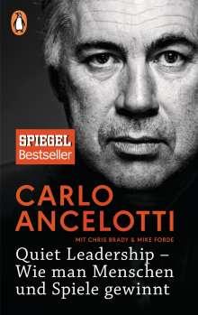 Carlo Ancelotti: Quiet Leadership - Wie man Menschen und Spiele gewinnt, Buch