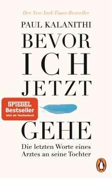 Paul Kalanithi: Bevor ich jetzt gehe, Buch