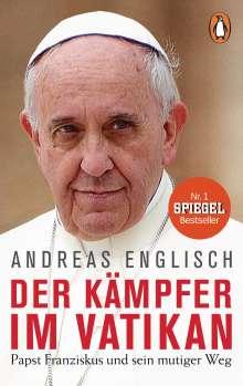 Andreas Englisch: Der Kämpfer im Vatikan, Buch