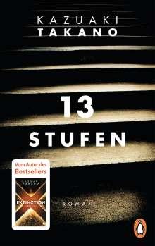 Kazuaki Takano: 13 Stufen, Buch