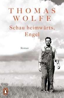 Thomas Wolfe: Schau heimwärts, Engel, Buch