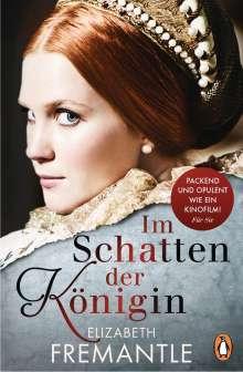 Elizabeth Fremantle: Im Schatten der Königin, Buch