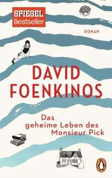 David Foenkinos: Das geheime Leben des Monsieur Pick, Buch