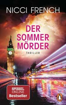 Nicci French: Der Sommermörder, Buch