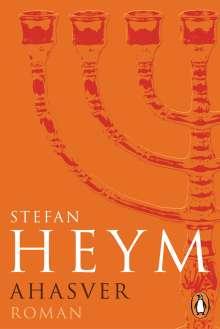 Stefan Heym: Ahasver, Buch