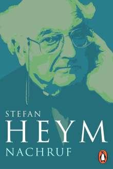Stefan Heym: Nachruf, Buch