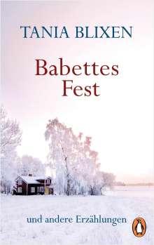 Tania Blixen: Babettes Fest, Buch