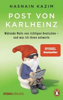 Hasnain Kazim: Post von Karlheinz, Buch