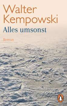 Walter Kempowski: Alles umsonst, Buch