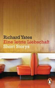 Richard Yates: Eine letzte Liebschaft, Buch