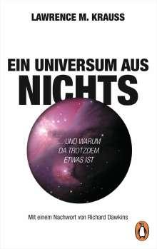 Lawrence M. Krauss: Ein Universum aus Nichts, Buch