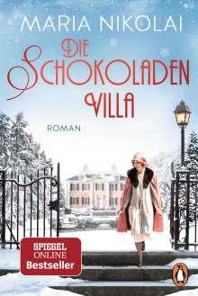 Maria Nikolai: Die Schokoladenvilla, Buch
